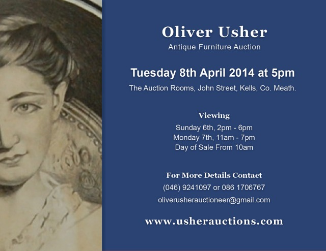 Next Auction – Tuesday 8th April at 5pm