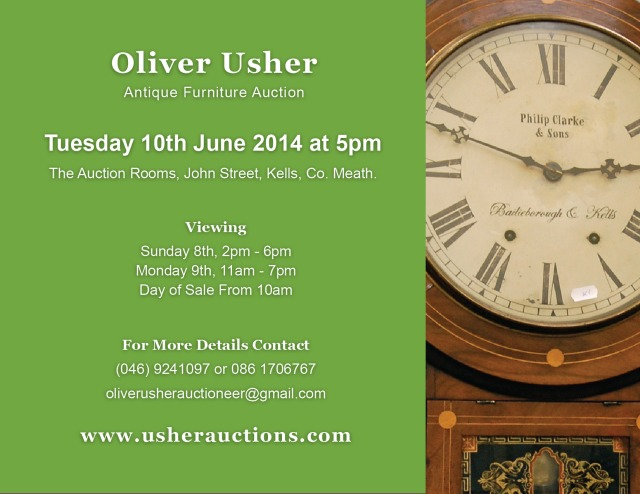 Next Auction - Tuesday 10th June at 5pm