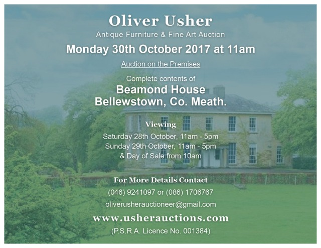 AuctionFlyer_BeamondHouse