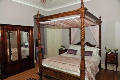 Glebe House Bedroom